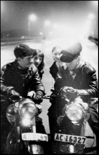 motorcykelmän